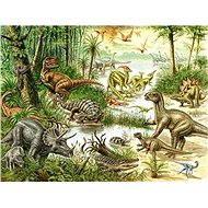 Ravensburger Dinosauři - Puzzle