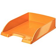 LEITZ Wow - metalická oranžová - odkladač