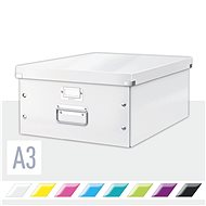 LEITZ Click-N-Store size L (A3) - white - archive box