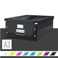 LEITZ Click-N-Store size L (A3) - black - archive box