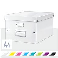 LEITZ Click-N-Store Size M (A4) - White - archive box