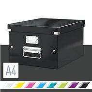 LEITZ Click-N-Store size M (A4) - black - archive box