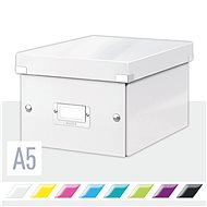 LEITZ Click-N-Store size S (A5) - white - archive box