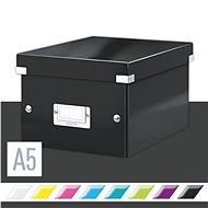 LEITZ Click-N-Store size S (A5) - black - archive box