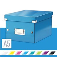 LEITZ Click-N-Store size S (A5) - blue - archive box