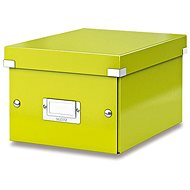 LEITZ Click-N-Store size S (A5) - green - archive box