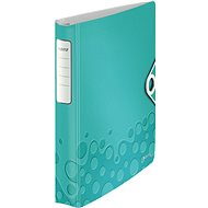 LEITZ Active Wow - Ice Blue - Mobile binder