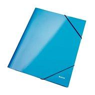 LEITZ Wow modré - 250 listů - Desky na spisy