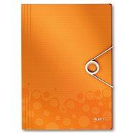 LEITZ Wow 150 sheets - metallic orange - Document holder