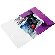 LEITZ Wow 150 listů - purpurová - Desky na spisy