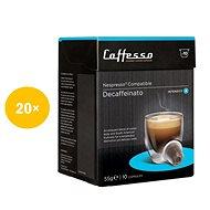 Caffesso Decaffeinato CA200-DEC - Kávové kapsle