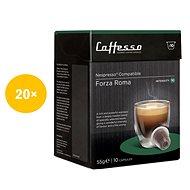 Caffesso Forza Roma CA200-FOR - Kávové kapsle