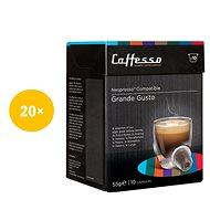 Caffesso Grande Gusto Selection box CA200-GRA - Kávové kapsle