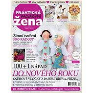 Praktická žena - Časopis vychází už pouze v tištěné podobě.