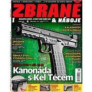 Zbrane a náboje - Elektronický časopis