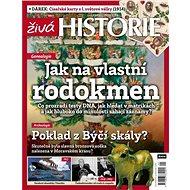 živá história - Elektronický časopis