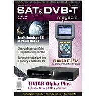 SAT&DVB-T magazín - Bohužel vydávání titulu bylo ukončeno.