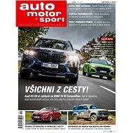 Auto motor a sport - Elektronický časopis