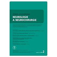 Česká a slovenská neurologie a neurochirurgie