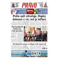 Právo - Noviny