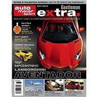 Auto motor a šport extra Gentleman - Elektronický časopis