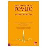 Kardiologická revue - Interná medicína