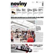 Noviny pre grafický priemysel