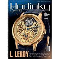 HODINKY ŠPERKY magazín