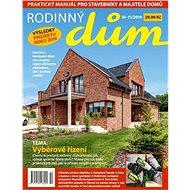 rodinný dom - Elektronický časopis