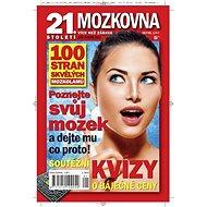 21. století Mozkovna - Bohužel vydávání titulu bylo ukončeno.