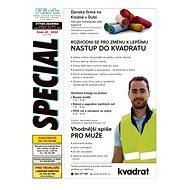 Special Risk, reklamní noviny