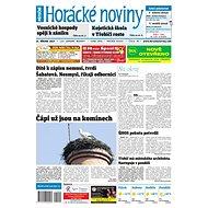Horácké noviny - Pátek 31.3.2017 č. 026