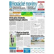 Horácké noviny - Pátek 28.4.2017 č. 033