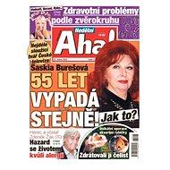 Nedělní Aha! - Elektronický časopis