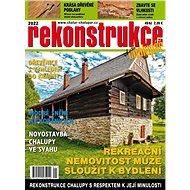 Rekonštrukcia chalúp a chát - Elektronický časopis