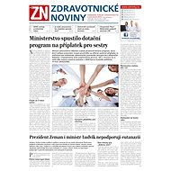 Zdravotnické noviny - pro nelékaře - 26/2017 - Elektronický časopis
