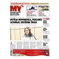 MY Hornonitrianske noviny