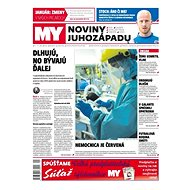 MY Nitrianske noviny - Šaľa-Galanta-Dunajská Streda
