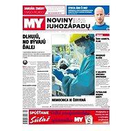 MY Nitrianske noviny - Šaľa-Galanta-Dunajská Streda - Elektronický časopis