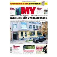MY Nitrianske noviny - Šaľa-Galanta-Dunajská Streda - 16-10-2017 - Elektronický časopis