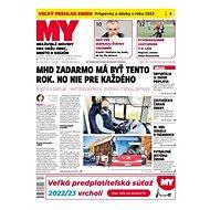 MY Prešovské noviny