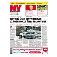 MY Horehronie - Elektronický časopis