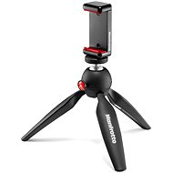 MANFROTTO PIXI schwarz MTPIXICLAMP - Ministativ