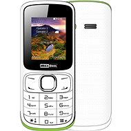 MAXCOM MM129 bílý - Mobilní telefon