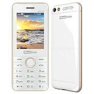 Maxcom MM136 fehér-arany
