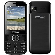 Maxcom fekete MM237