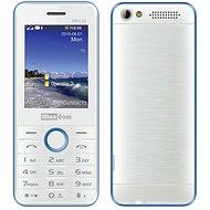 Maxcom MM136 fehér és kék