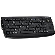 Hama wireless with trackball (EN) - Keyboard