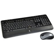 Logitech Wireless Combo MK520 CZ - Tastatur/Maus-Set