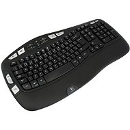 Logitech Wireless Keyboard K350 GB